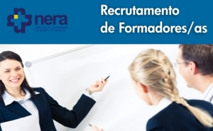 RECRUTAMENTO DE FORMADORES(AS)